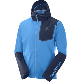 Salomon M's Bonatti Pro WP Jacket blithe/night sky